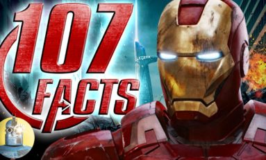 Video Vault: 107 Facts About The Avengers YOU Should Know!