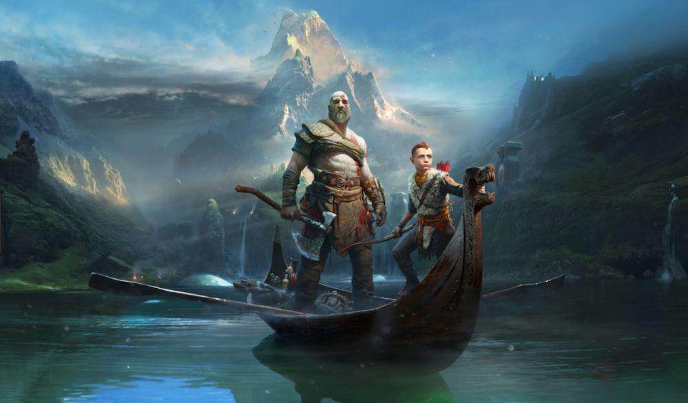 Gaming: The Beauty of Sony's Critically Acclaimed God of War