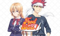 Anime: Food Wars is the Iron Chef Anime You NEED