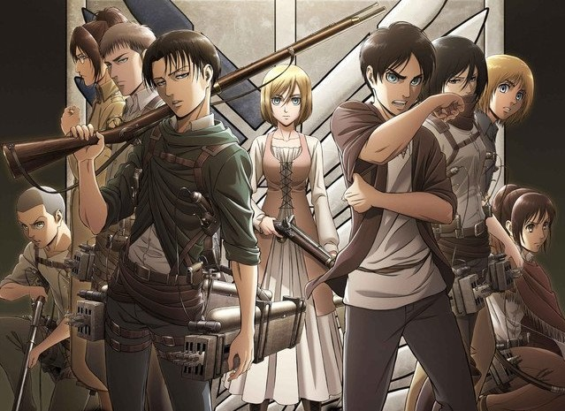 Loot Anime: Previously on Attack on Titan!…