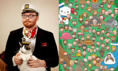 Behind the Crate: Our Interview with Loot Crate Featured Artist 100% Soft!