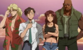 Loot Anime: The Merc Heroes of Black Lagoon