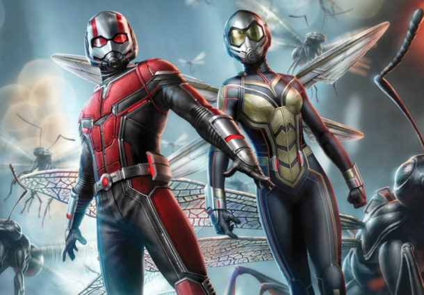 Video Vault: 101 Facts Schools Us About Ant-Man and The Wasp!
