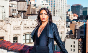 Exclusive: Orange Is the New Black's Jessica Pimentel Is Pure Metal