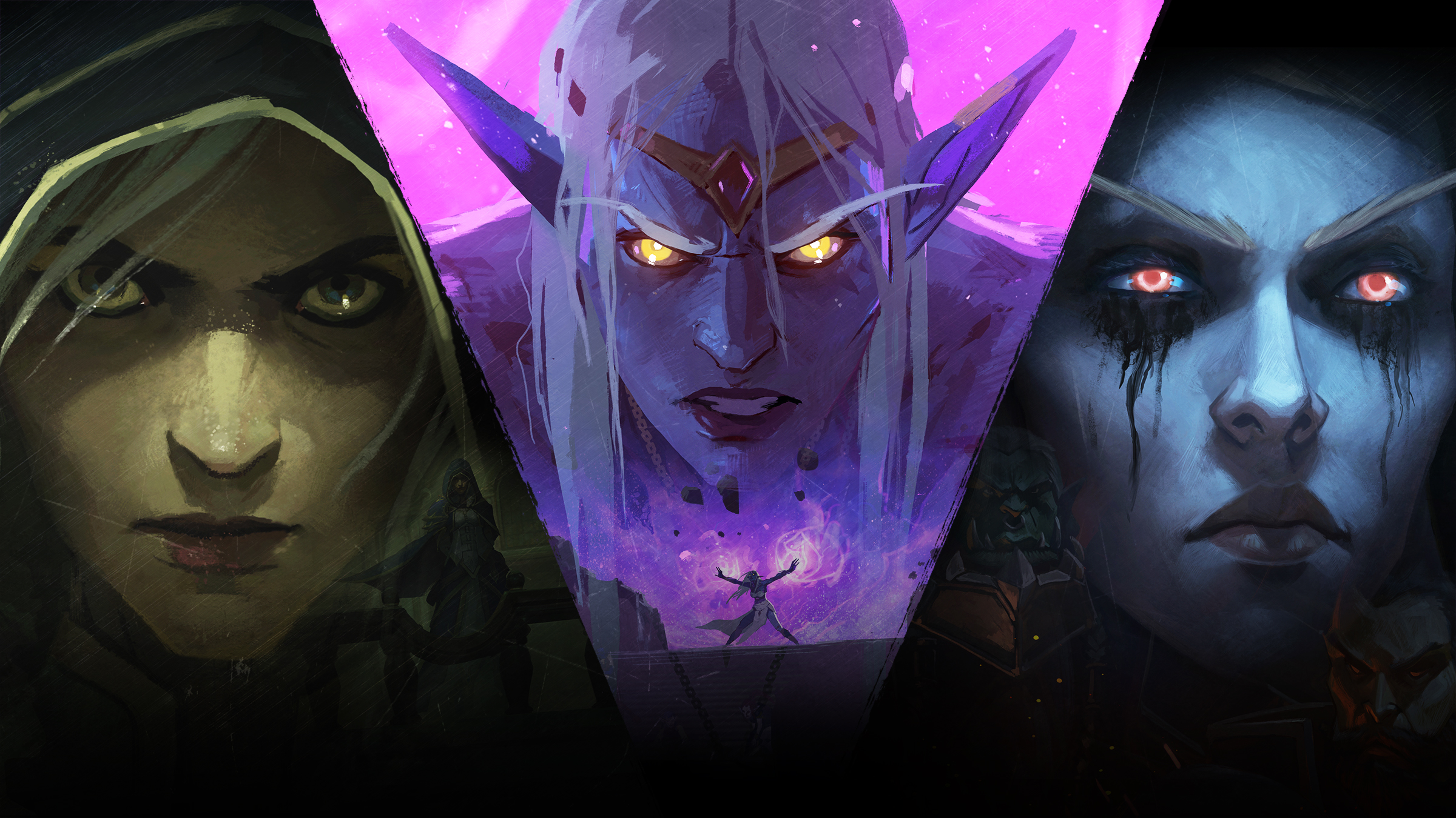 Video Vault: Warbringers – Battle for Azeroth Animated Shorts