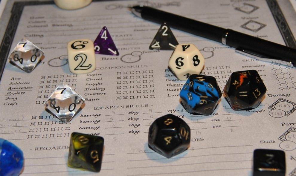 Gaming: Role Playing Games to Scratch the D&D Itch!