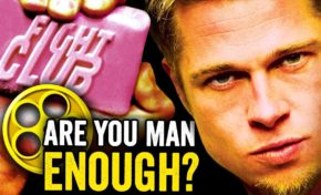 Video Vault: The Film Theorists Discuss Hidden Messages in Fight Club!