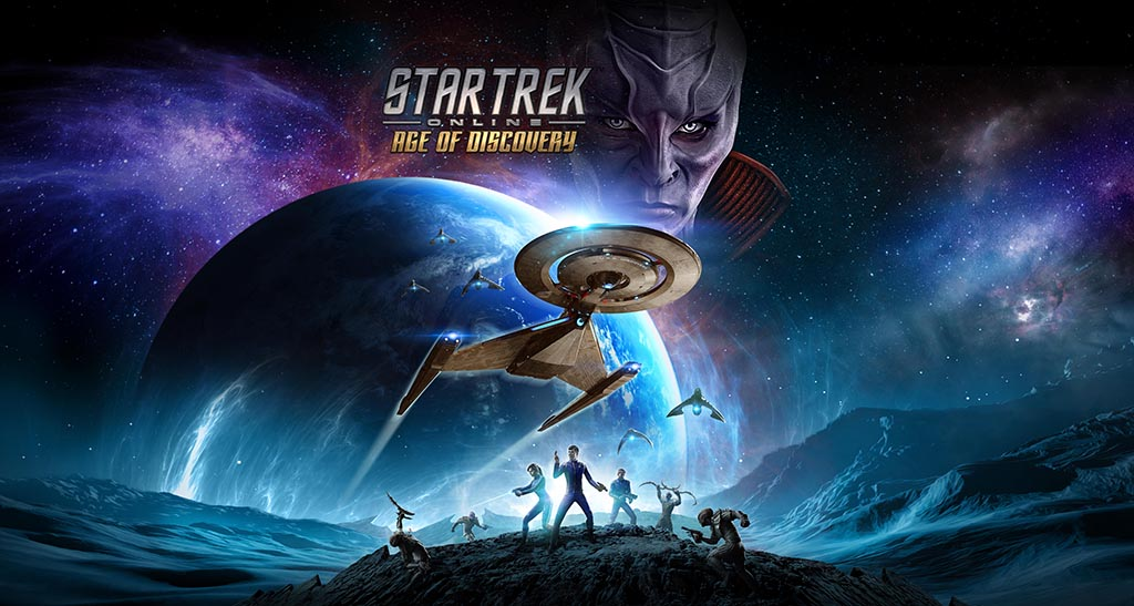 Exclusive: Interview with Star Trek Online's Al Rivera + Enter to WIN a Discovery Starter Pack!