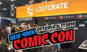 #LootNYCC: Announcing Loot Crate @ New York Comic-Con 2018!
