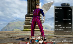 Gaming: Soul Calibur VI's Create-A-Soul CRAZINESS Has Us Shook!