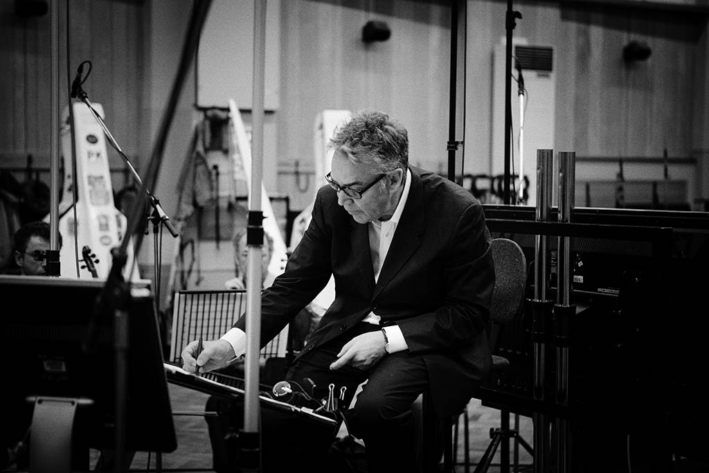 Exclusive: Our Interview With 'Lord of the Rings' Composer Howard Shore!