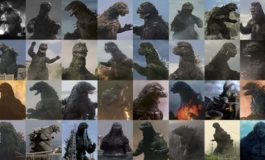 GIF Crate: Godzilla Through The Years!