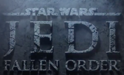 Video Vault: Jedi Fallen Order Announcement Trailer!
