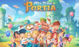 Gaming: Get Ready for My Time at Portia's Console Release!