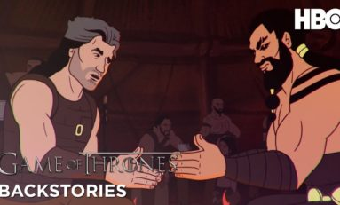 Video Vault: HBO Backstories: Game of Thrones Slap Fights with the Khal!