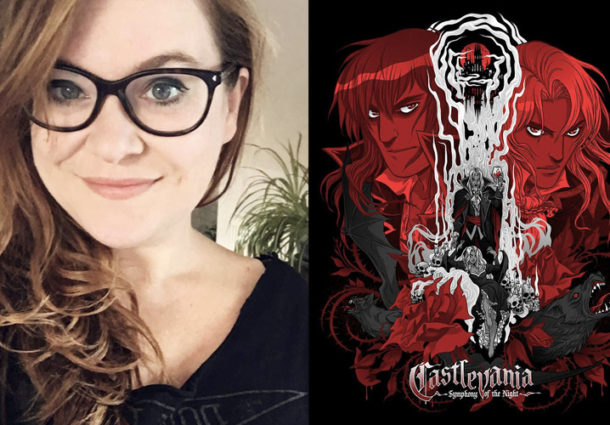 Behind the Crate: Interview with Loot Wear Artist Becky Cloonan!