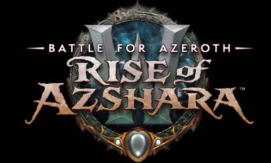 Video Vault Special: Trailer for World of Warcraft's 8.2 Expansion, Rise of Azshara!