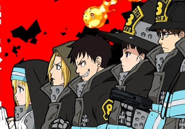 Loot Anime: Fire Force Rushes to the Rescue