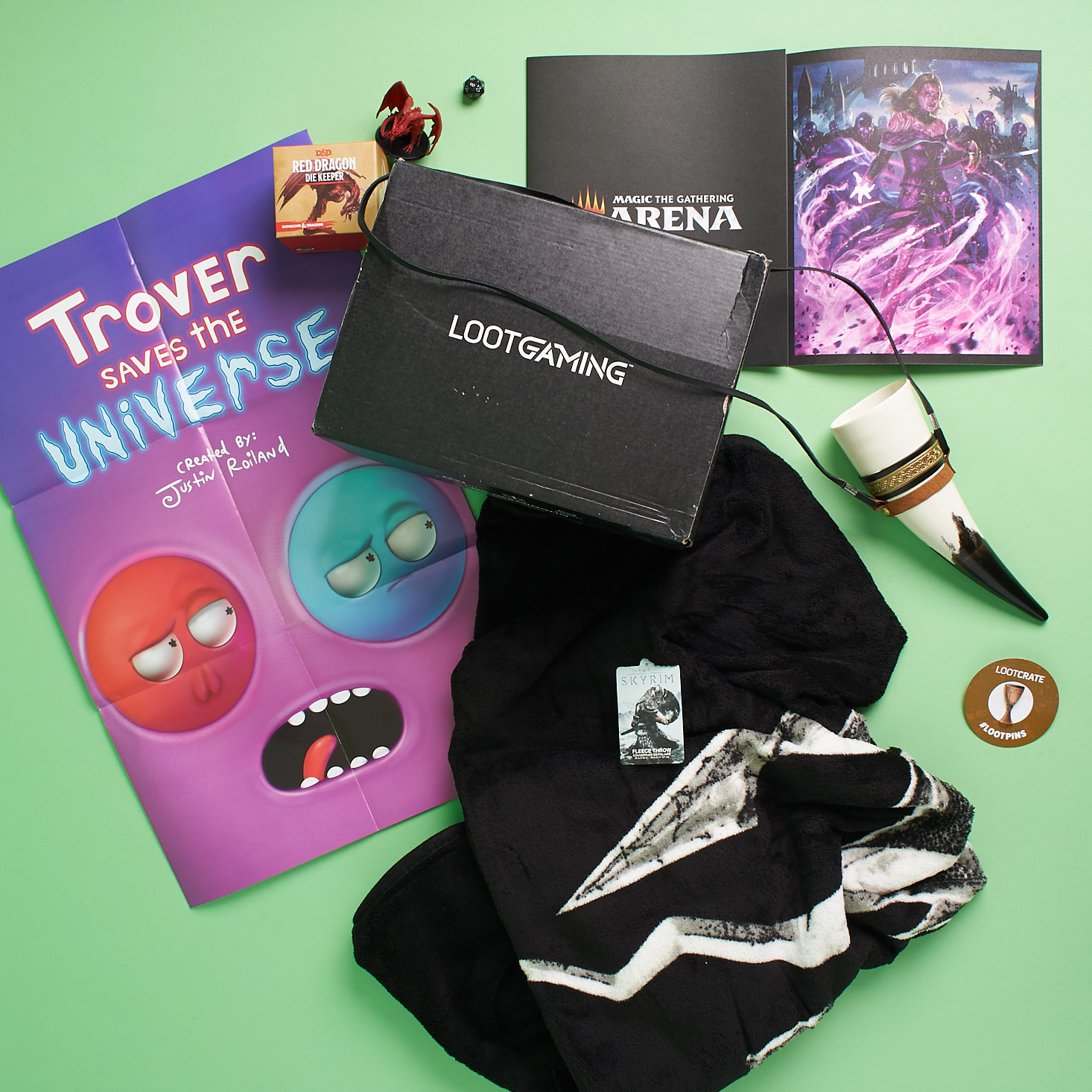 Looter Love: Loot Gaming HUZZAH! Crate