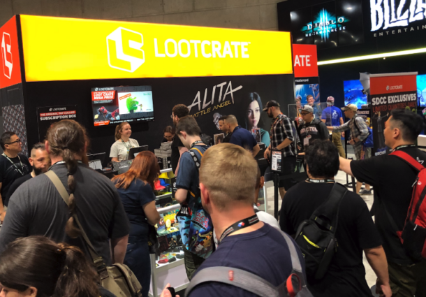 #SDCC2019: Announcing Loot Crate @ Comic-Con 2019! #LootSDCC