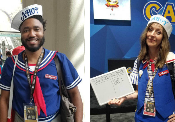 Friday Five: Our Favorite #SDCC2019 Cosplays! (So Far)