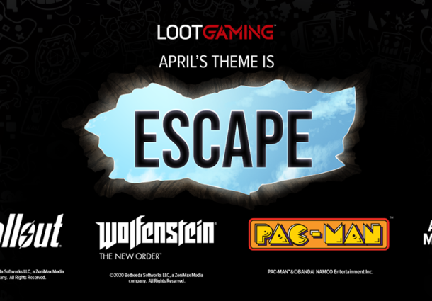 THEME REVEAL: Check Out Loot Gaming and Loot Anime's New Themes!