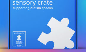 Loot Crate Introduces a 'Sensory Crate' For Autism Awareness Month!