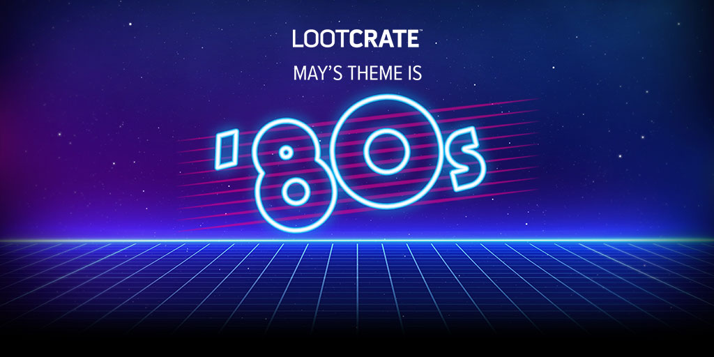 THEME REVEAL: Check Out The Newest Themes for Loot Crate, Loot Crate DX, and Loot Wear!