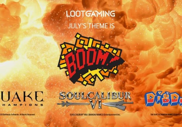 Theme Reveal: Check Out The Latest Themes for Loot Gaming And Loot Anime!
