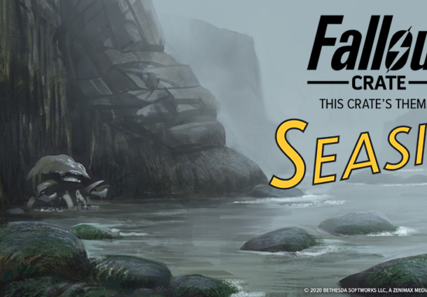 THEME REVEAL: The New Theme For Fallout Crate is SEASIDE!