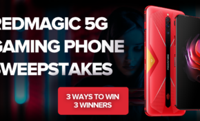 SWEEPSTAKES: RedMagic 5G Phone