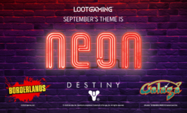THEME REVEAL: The Latest Loot Anime & Loot Gaming Themes Are Here!