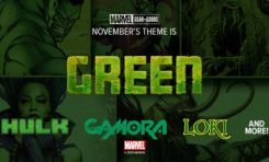 THEME REVEAL: Here Are The New Themes For Marvel Gear & Goods, Deadpool Club Merc, & Loot Fright!