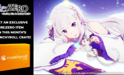 """CRUNCHYROLL CRATE: Let's Talk About Our """"New Beginnings"""" Crate!"""