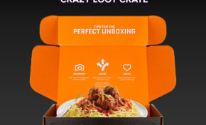Create Your Own CRAZY Loot Crate!
