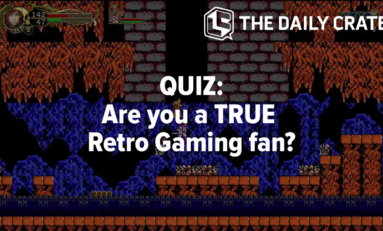 QUIZ: Are You a TRUE Retro Gaming Fan?