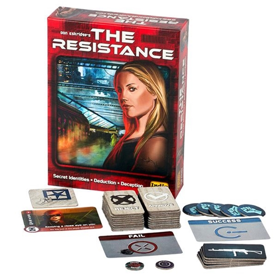 The Resistance Board Game