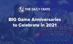 GAMING: BIG Game Anniversaries to Celebrate in 2021!