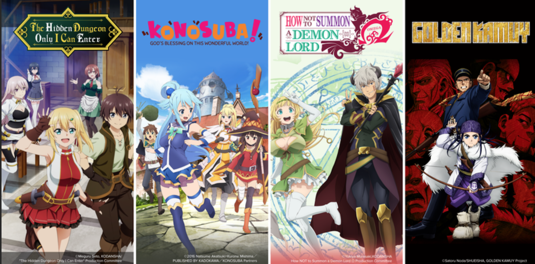 CRUNCHYROLL CRATE: Let's Talk About March's ADVENTURE Crate!