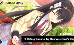 5 Dating Sims to Play This Valentine's Day