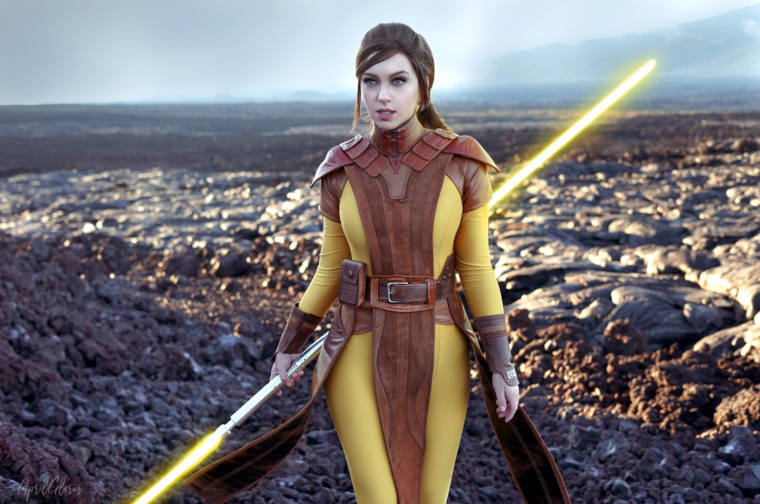 Exclusive: Q&A with the talented cosplayer April Gloria!