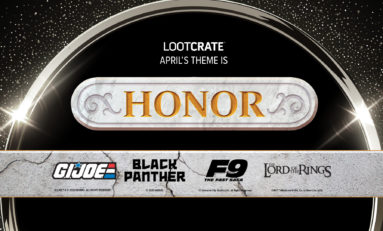 THEME REVEAL: Show your HONOR With Loot Crate, Loot Crate DX, Loot Wear