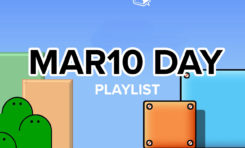 GAMING: Happy MAR10 Day! (Playlist)