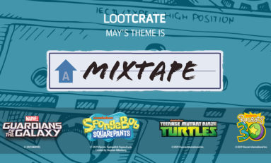THEME REVEAL: Play your MIXTAPE With Loot Crate, Loot Crate DX, Loot Wear