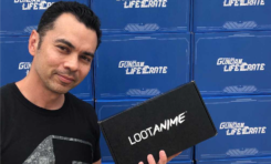 BEHIND THE CRATE: Meet Reggie Griffin! Sr. Brand Manager, Anime Vertical
