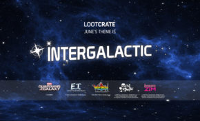 THEME REVEAL: Go INTERGALACTIC with this month's Loot Crate, Loot Crate DX, and Wear!