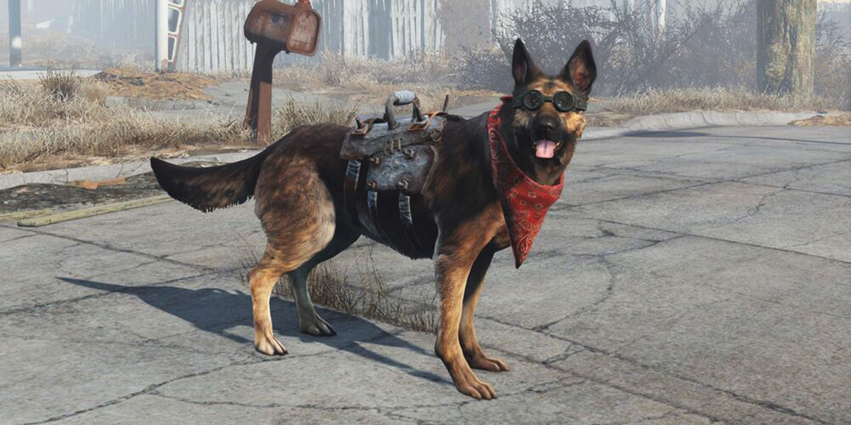 dogs in gaming