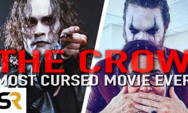 """Video Vault: Remembering the Making of """"The Crow"""""""