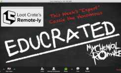 EDUCRATED QUIZ: My Chemical Romance Trivia
