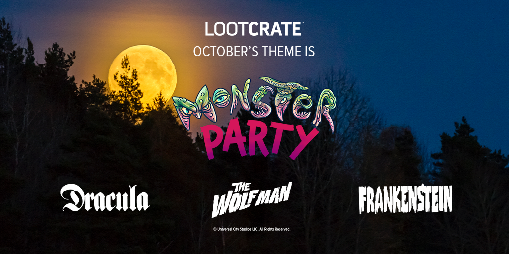 Loot Crate Theme